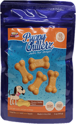 Puppy Chillerz - Peanut Butter Jello for Dogs Jello for Dogs, DIY recipes for dog treats, Homemade dog treats, Puppy Cake Jello, Puppy Cake Chillerz, Peanut Butter Dog Treats, Peanut Butter Jello for Dogs, Fun at home recipes for dogs, desserts for dogs, safe treats for dogs, treats your dog will love